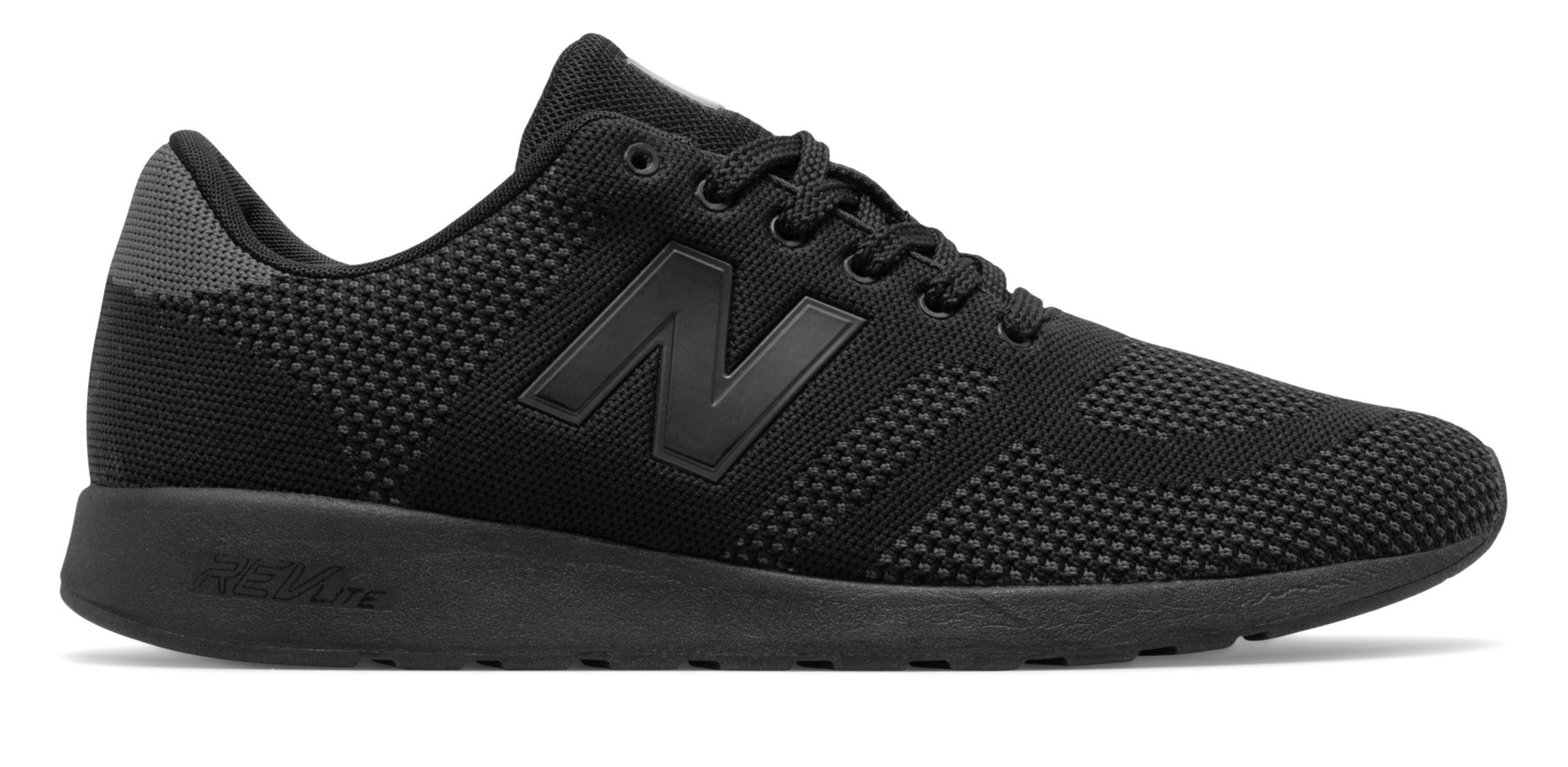 New Balance 420 Engineered Knit in Black for Men - Lyst