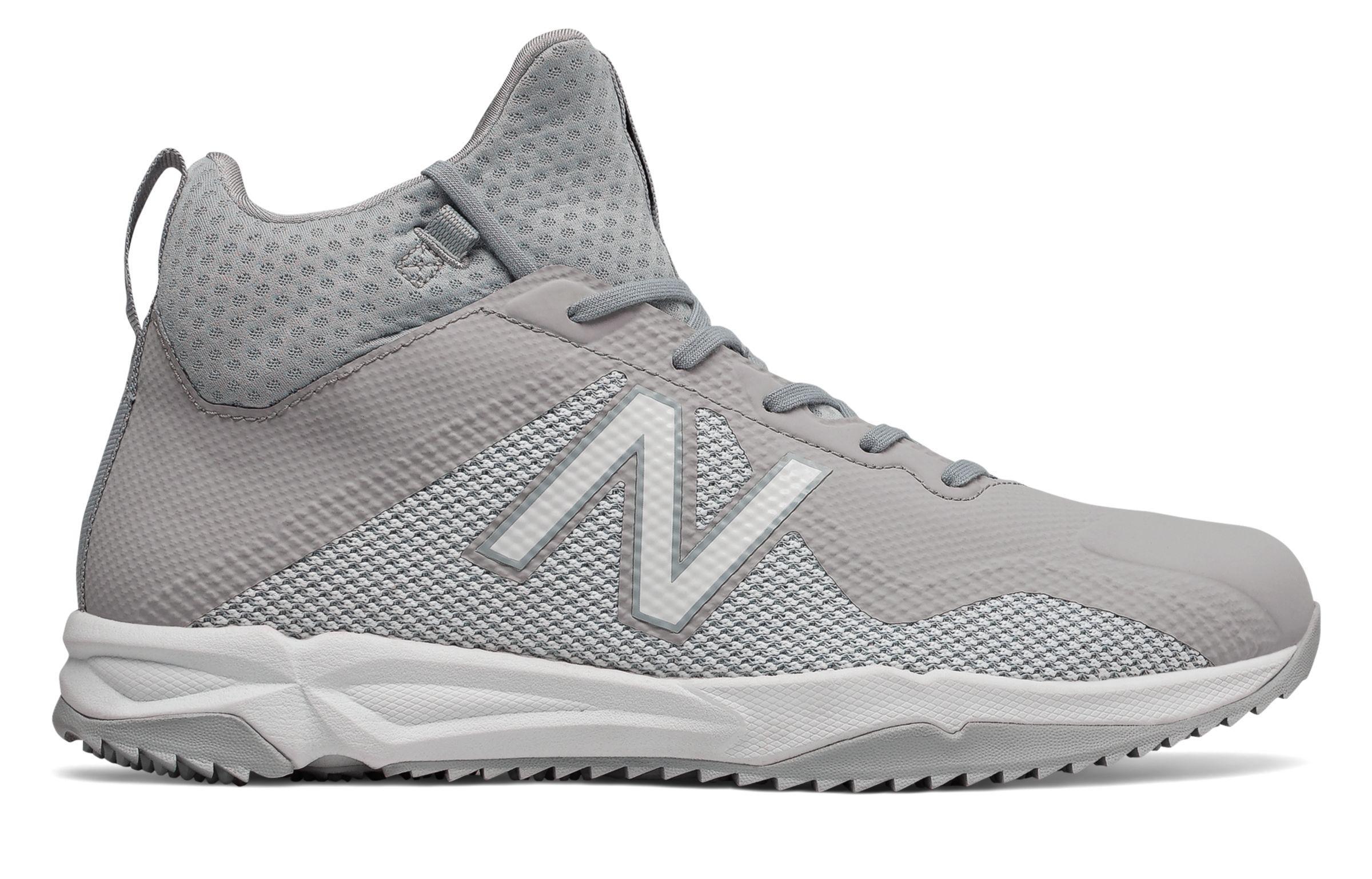 New Balance FreezeLX Turf Light Grey/White