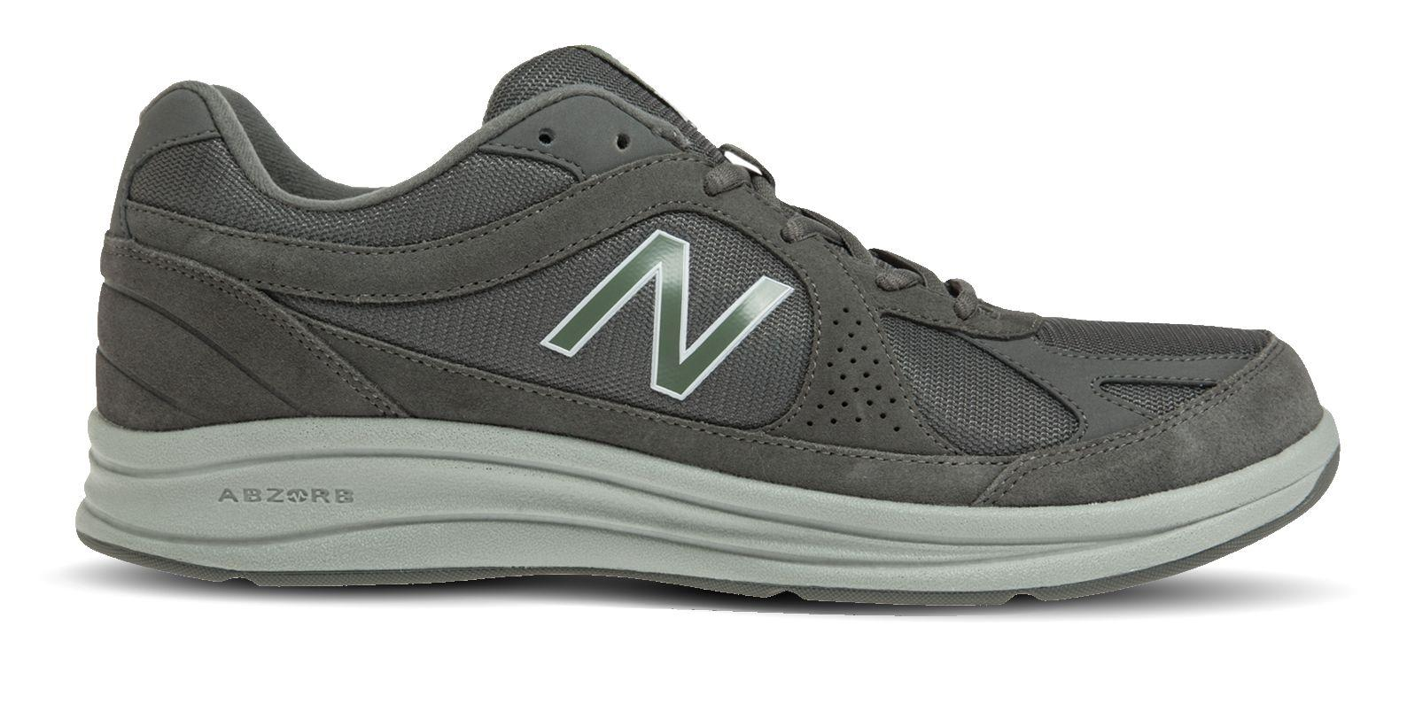 New Balance 877 Walking Shoes in Grey