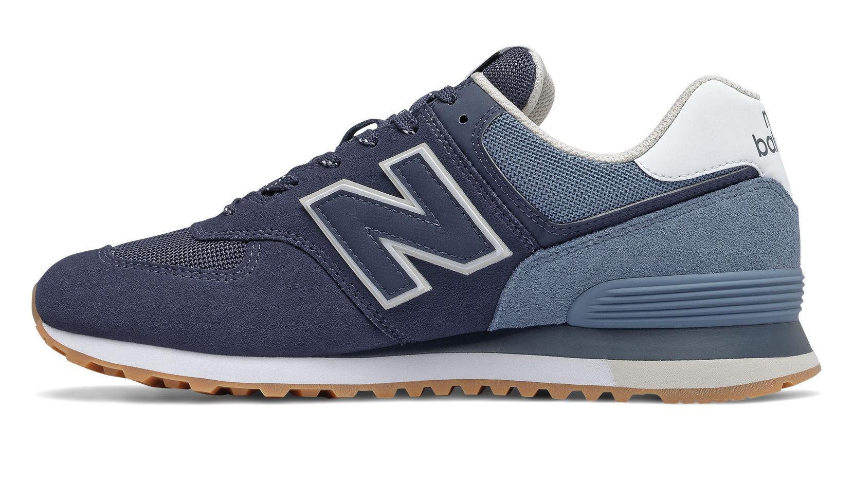 Homme 574 New Balance pour homme en coloris Bleu - Lyst