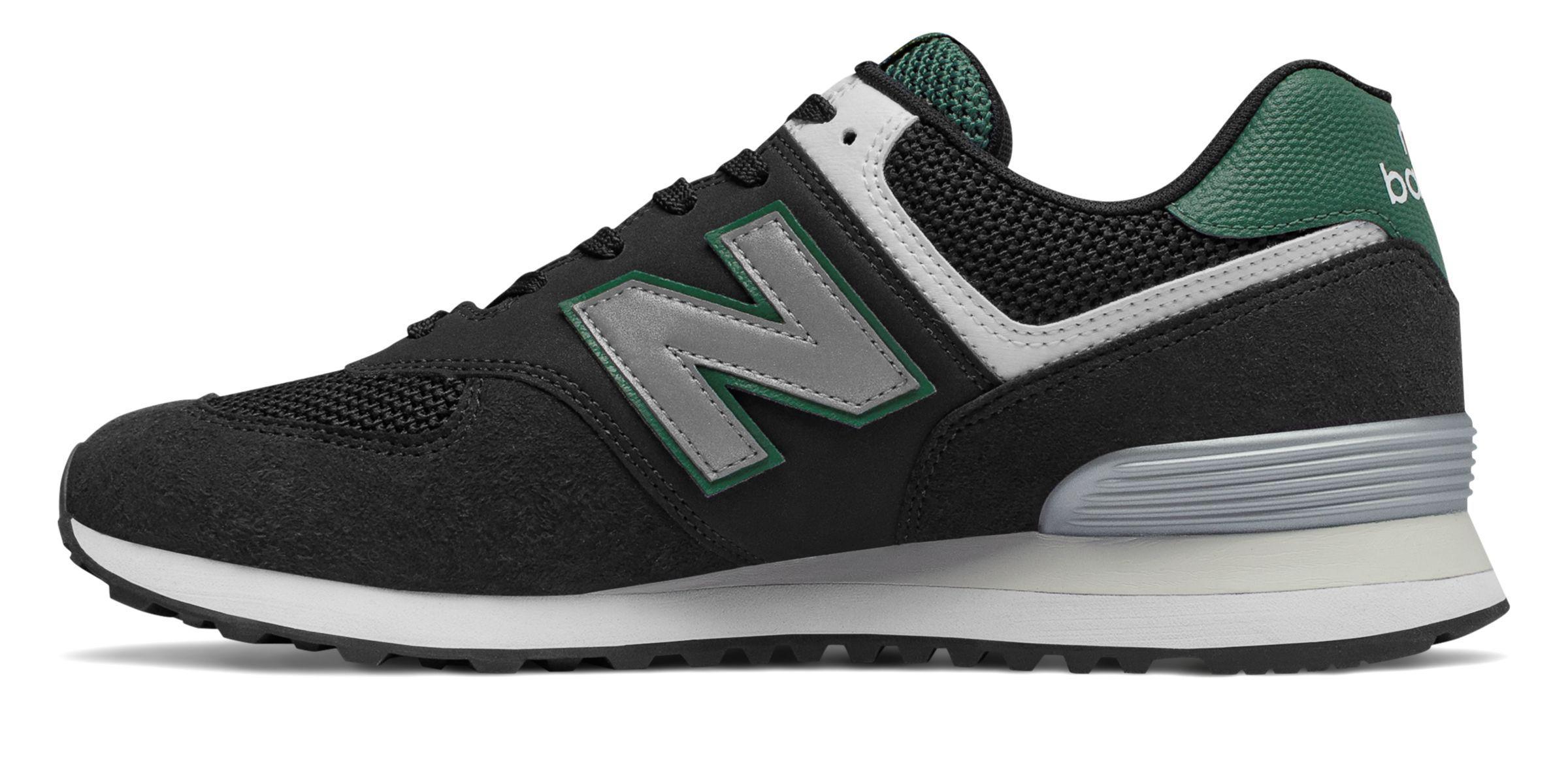 Balance Suede 574 Pebbled Sport Shoe