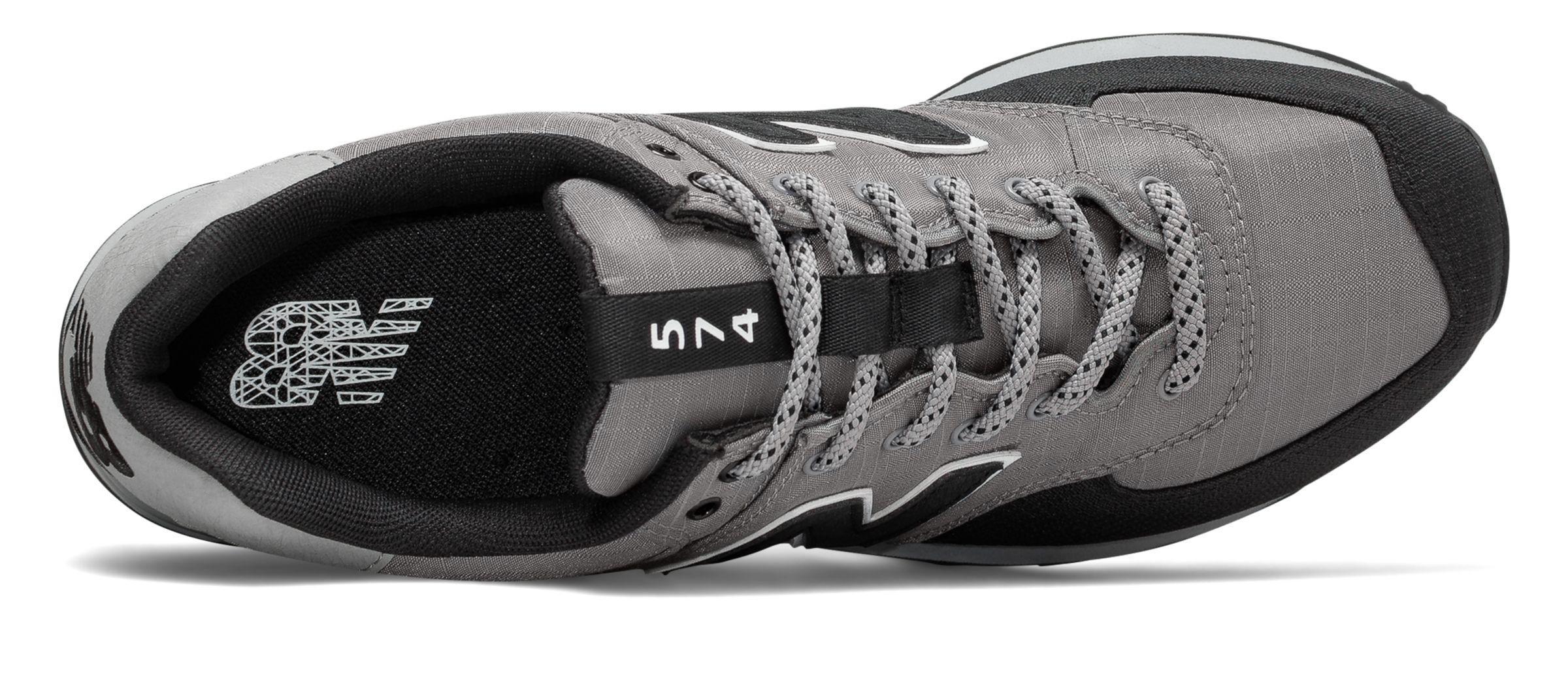 sports shoes ece0f d10f1 New Balance Black 574 Outdoor Escape for men