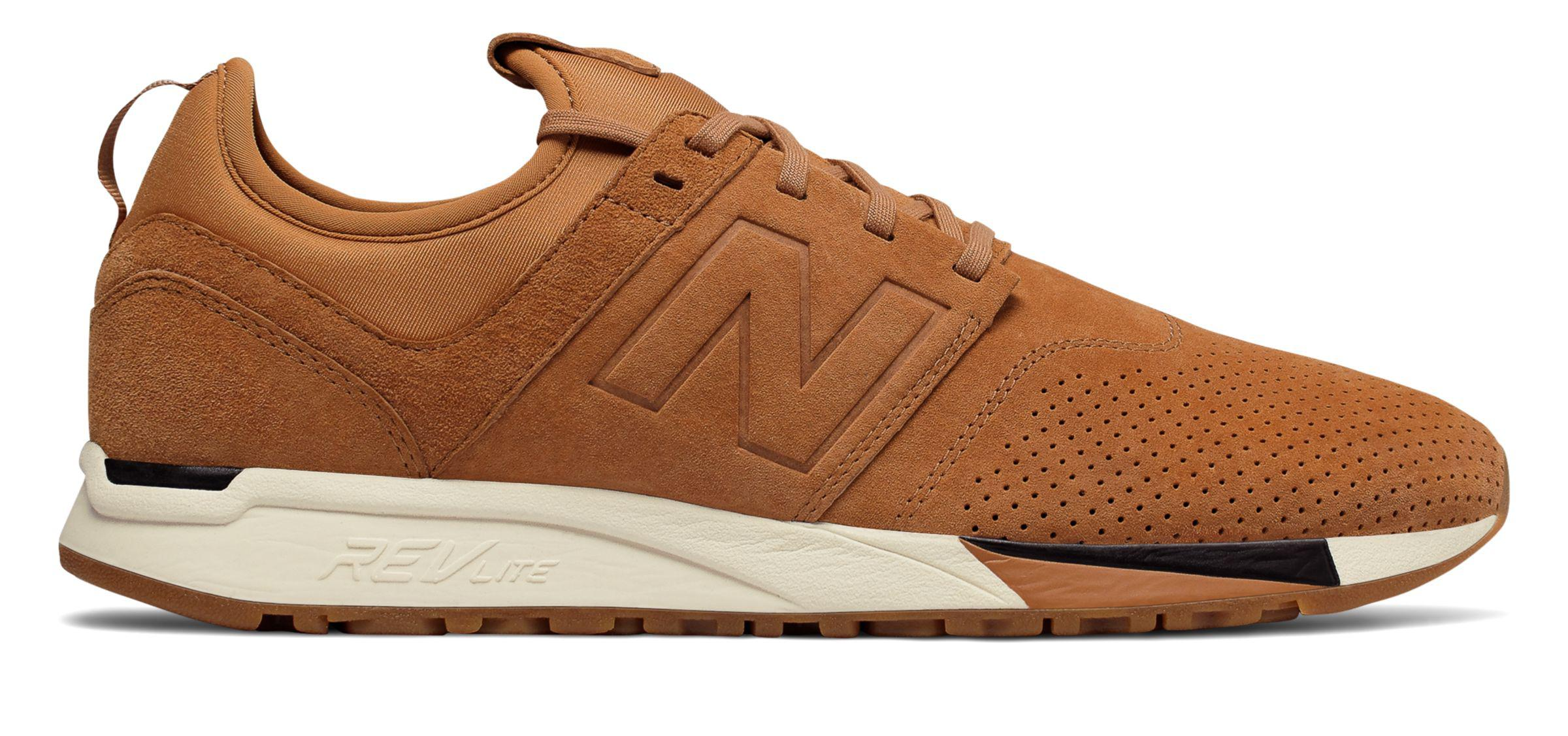 new balance 247 luxe trainers