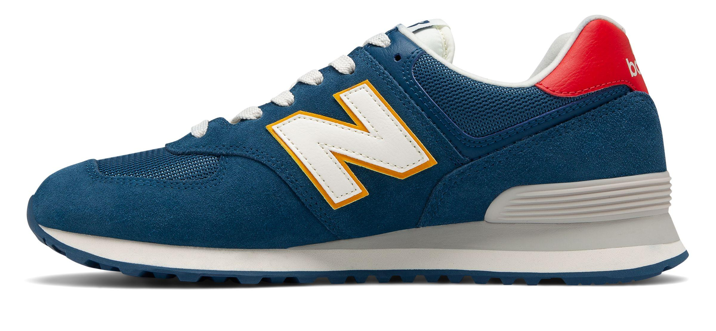 new product e95e0 1682f Men's Blue 574