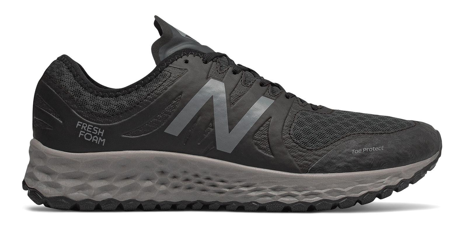 New Balance Trail Kaymin Gore Tex Running Shoes in Black for Men ...