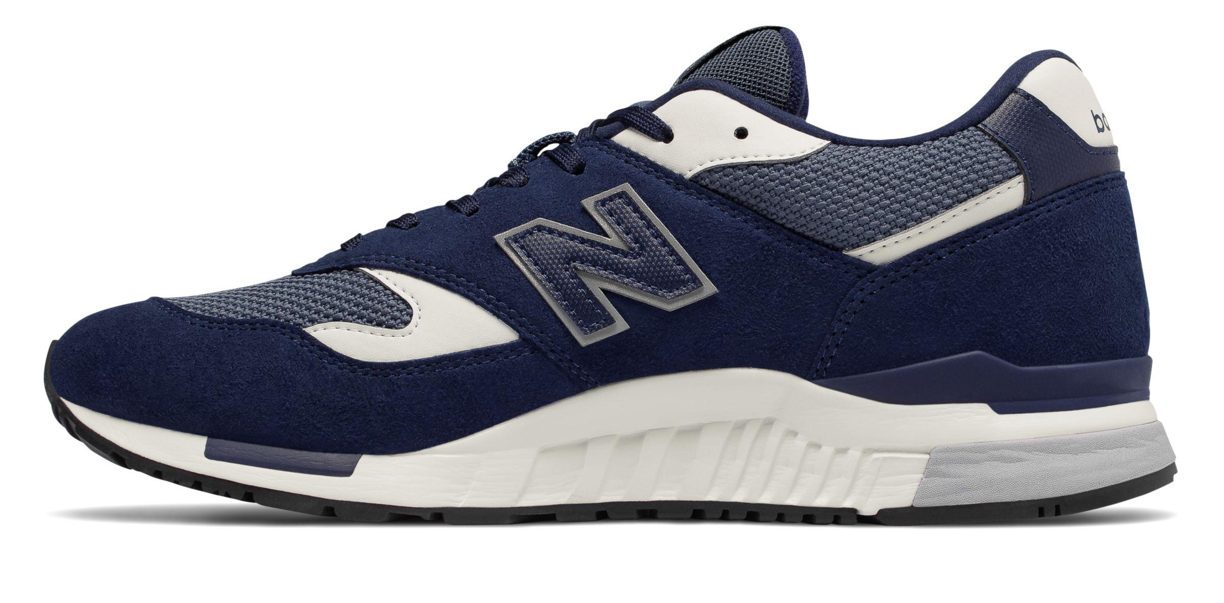 New Balance Suede 840 in Blue for Men - Lyst