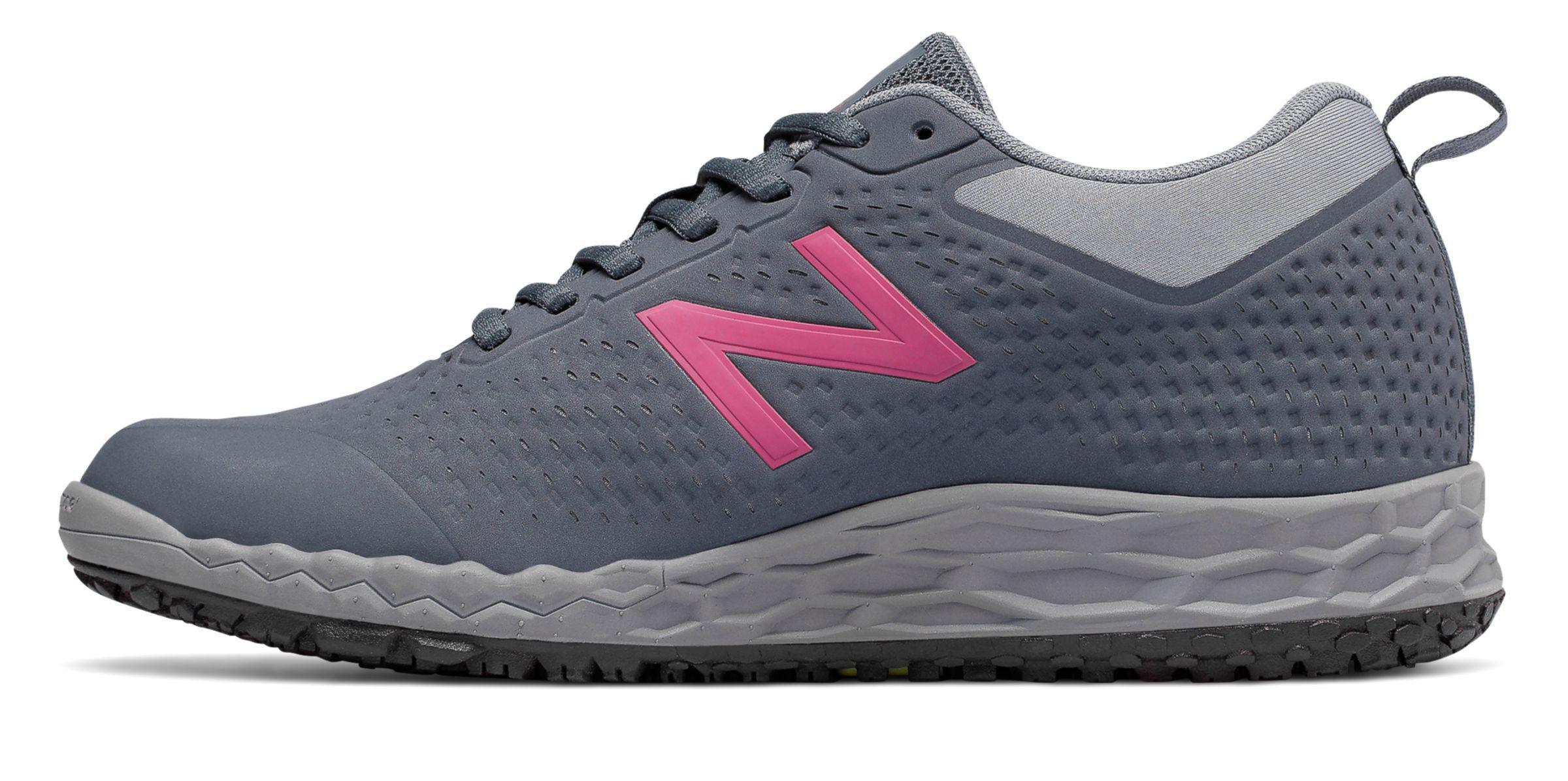 37287e2628026 New Balance Gray Slip Resistant Fresh Foam 806. View fullscreen