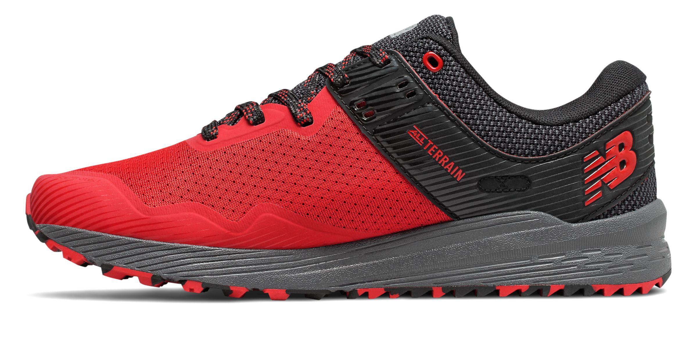 Fuelcore Nitrel Trail V2 in Red for Men
