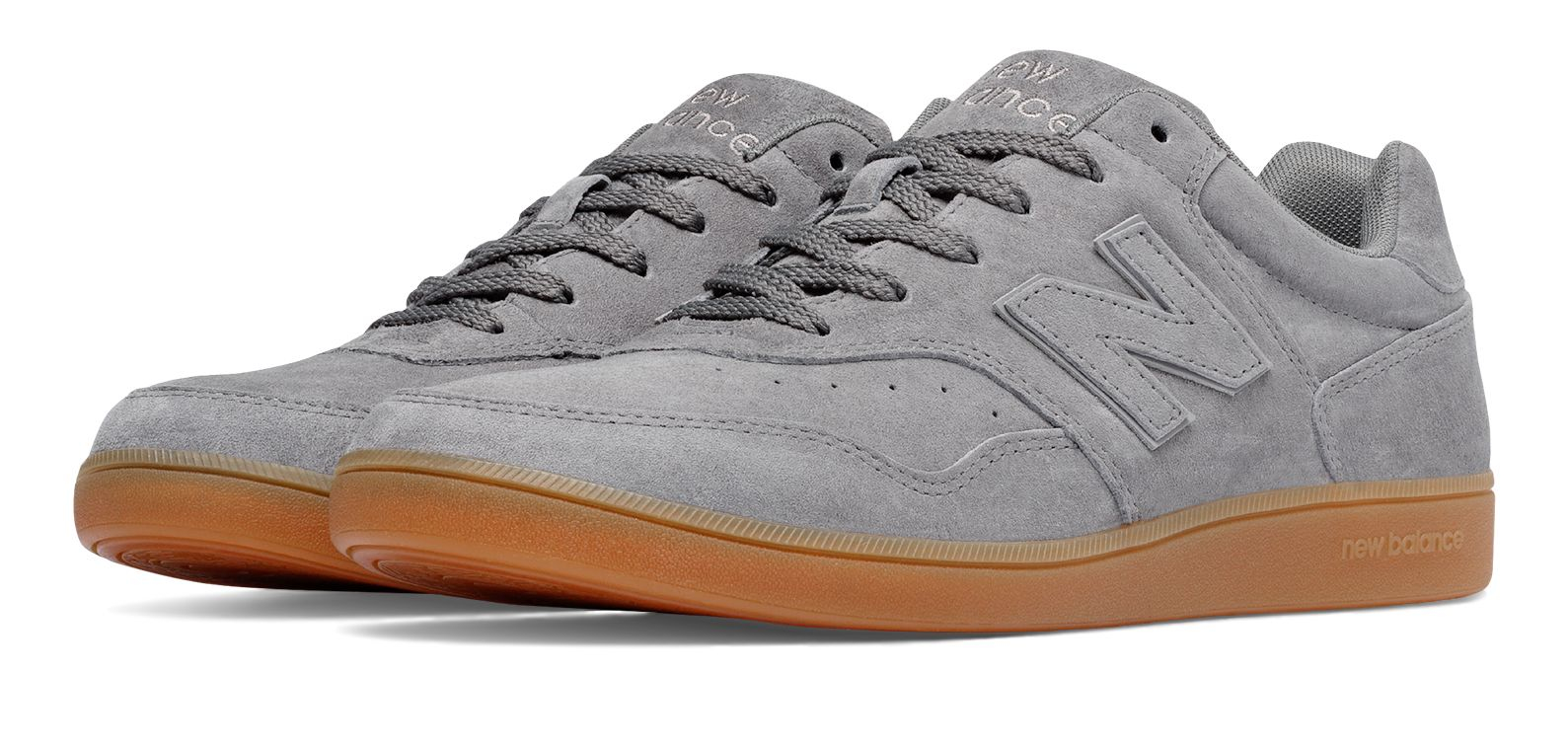 New Balance Suede 288 288 in Charcoal (Gray) for Men - Lyst