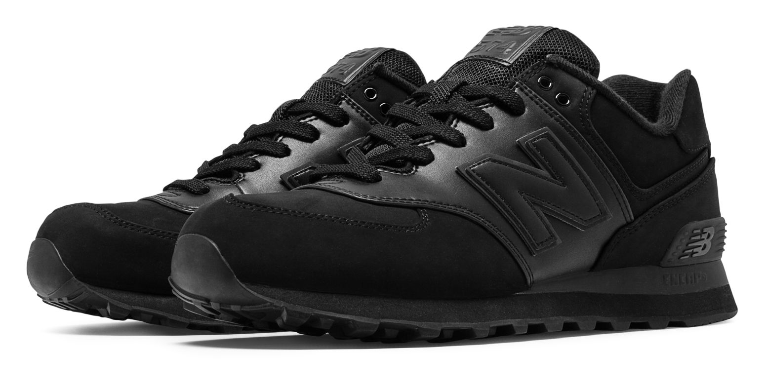 Lyst - New Balance 574 Chroma in Black for Men
