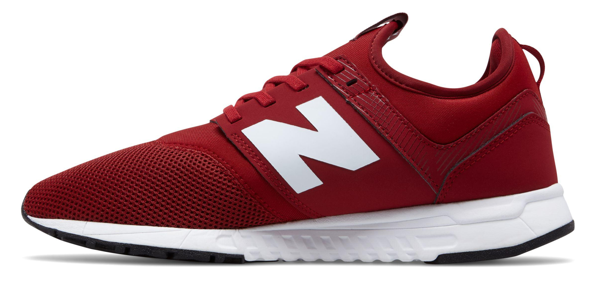 New Balance 247 Lfc in Red for Men - Lyst