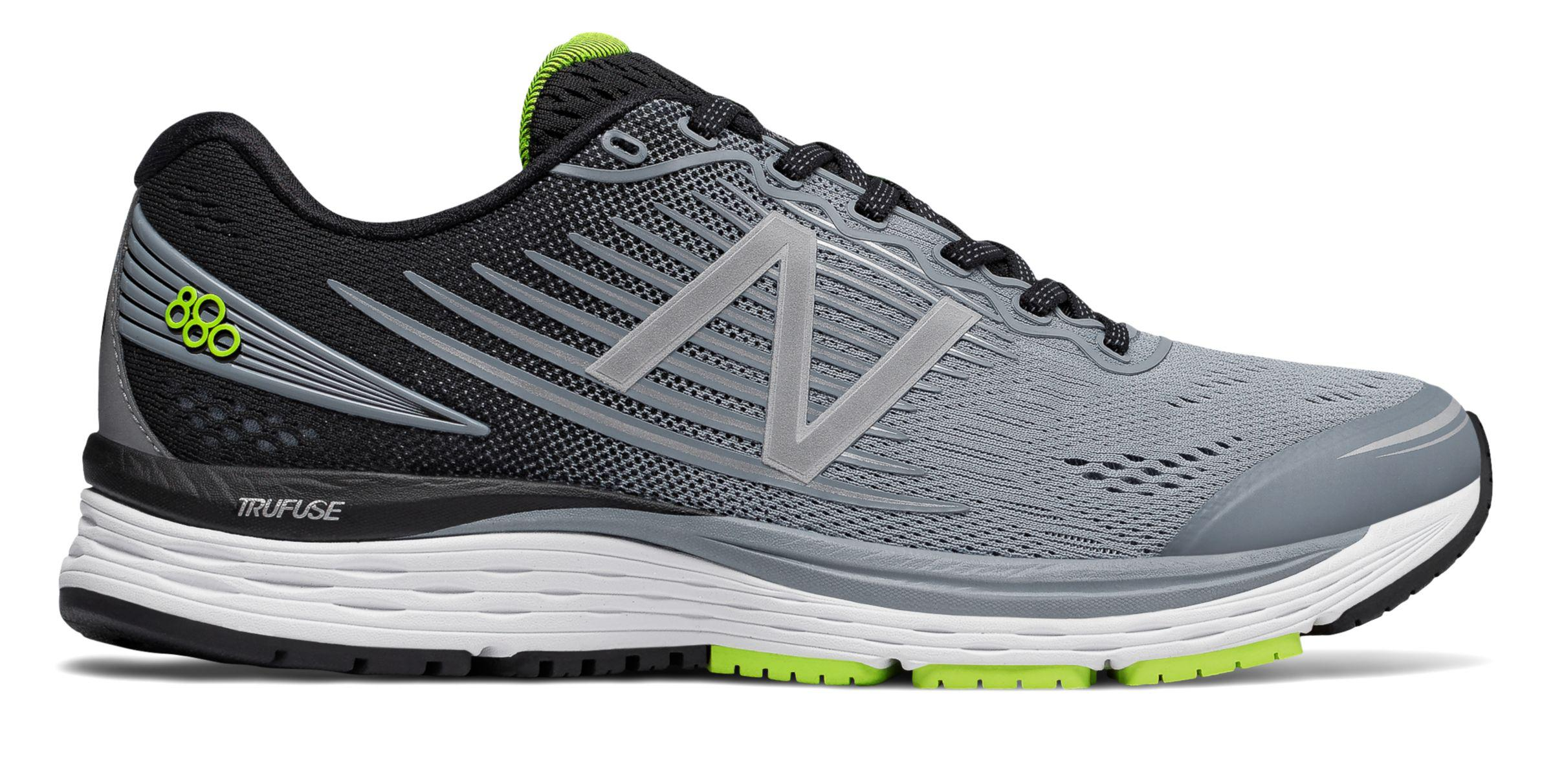 New Balance Rubber New Balance 880v8 Running Trainers in Gray for ...