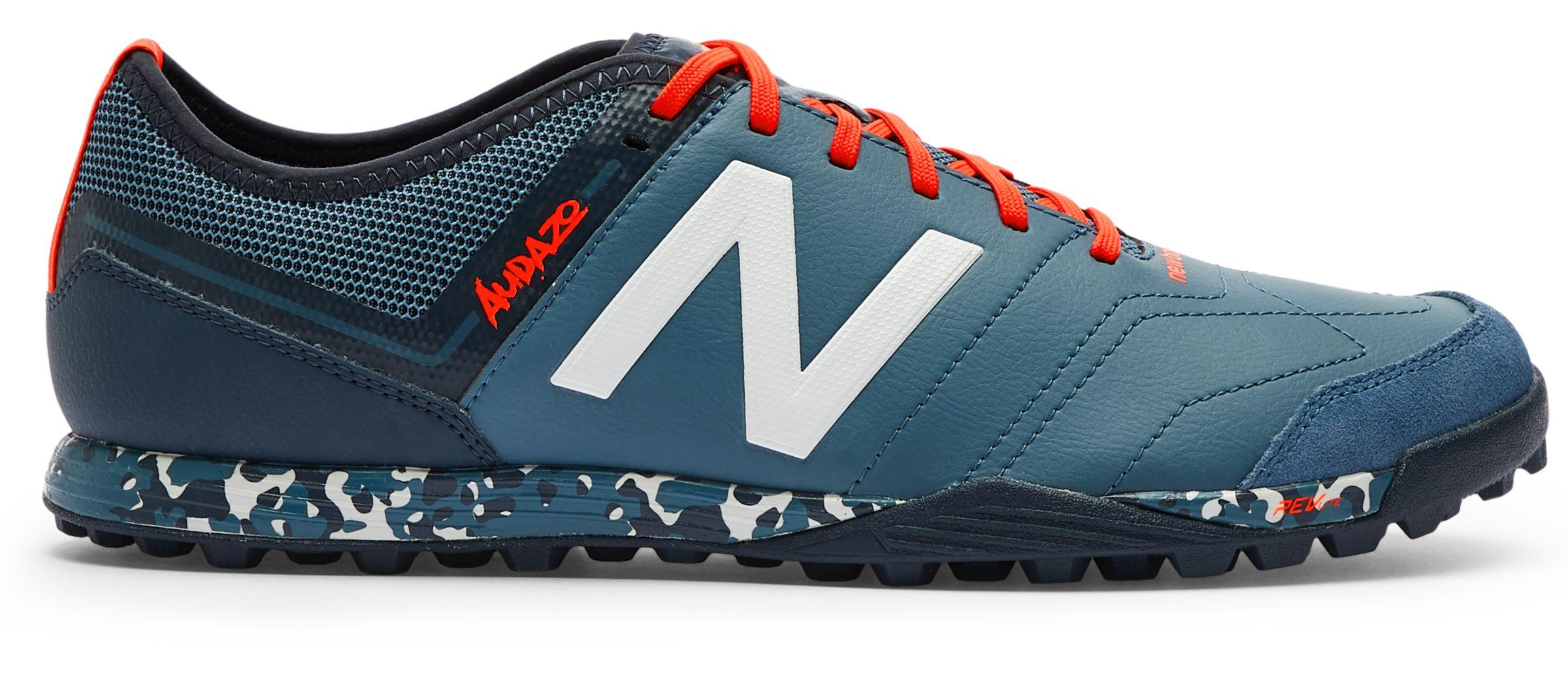22e3ff6943466 New Balance Audazo V3 Pro Tf in Blue for Men - Save 50% - Lyst
