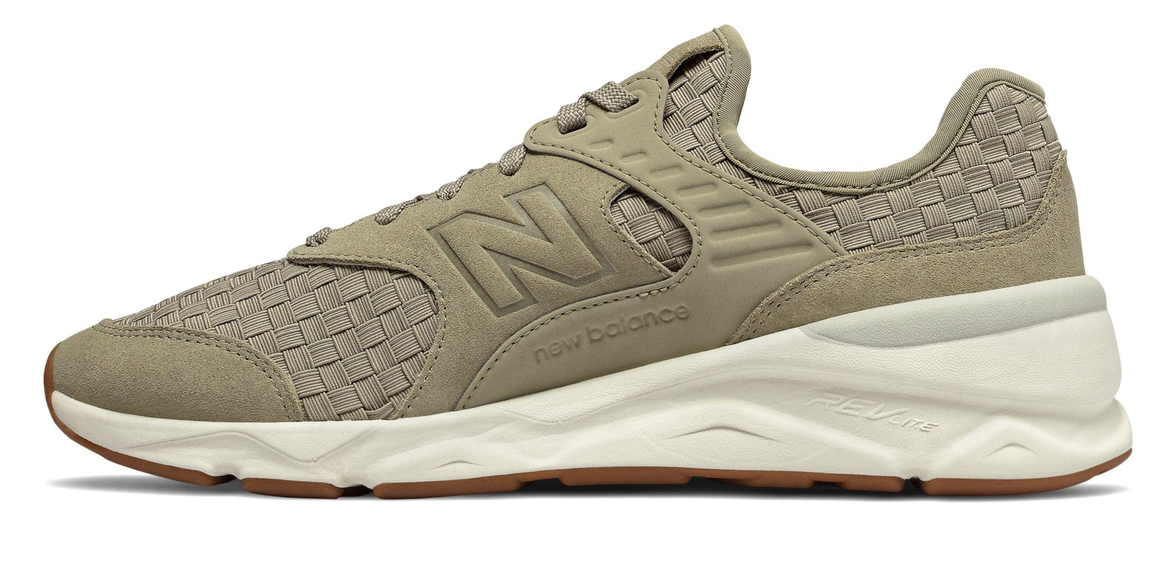 New Balance Suede X-90 for Men - Lyst