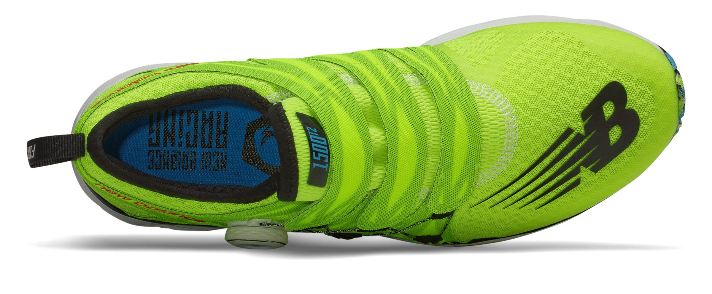 the latest 8c12a ae0f7 New Balance Green New Balance 1500t2 Running Trainers for men
