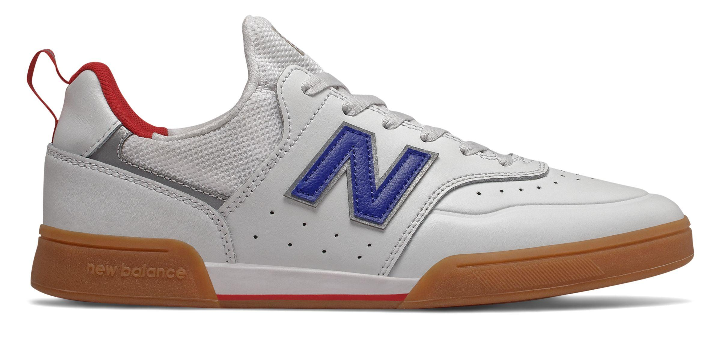 New Balance Suede Numeric 288 Sport Skate Shoe in Blue for Men - Lyst