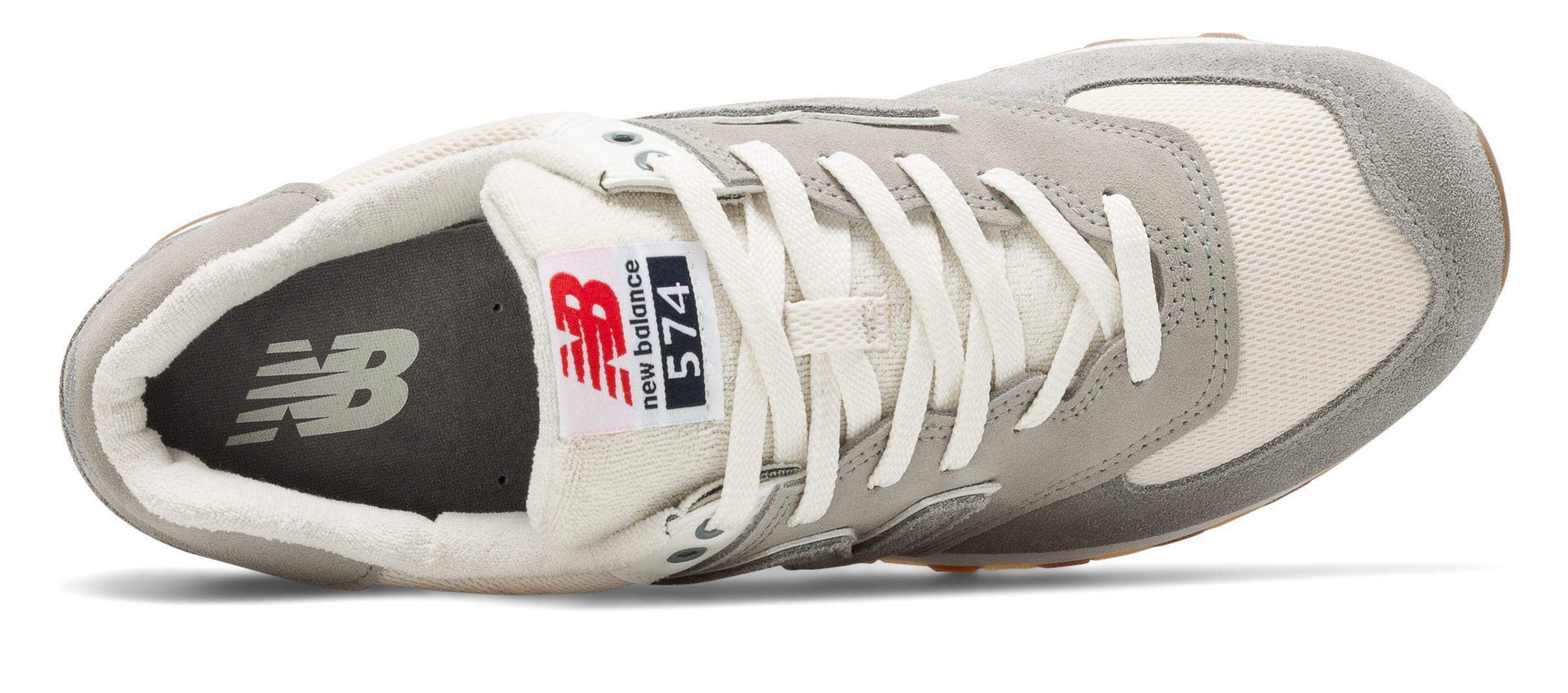 New Balance Suede 574 Retro Sport for