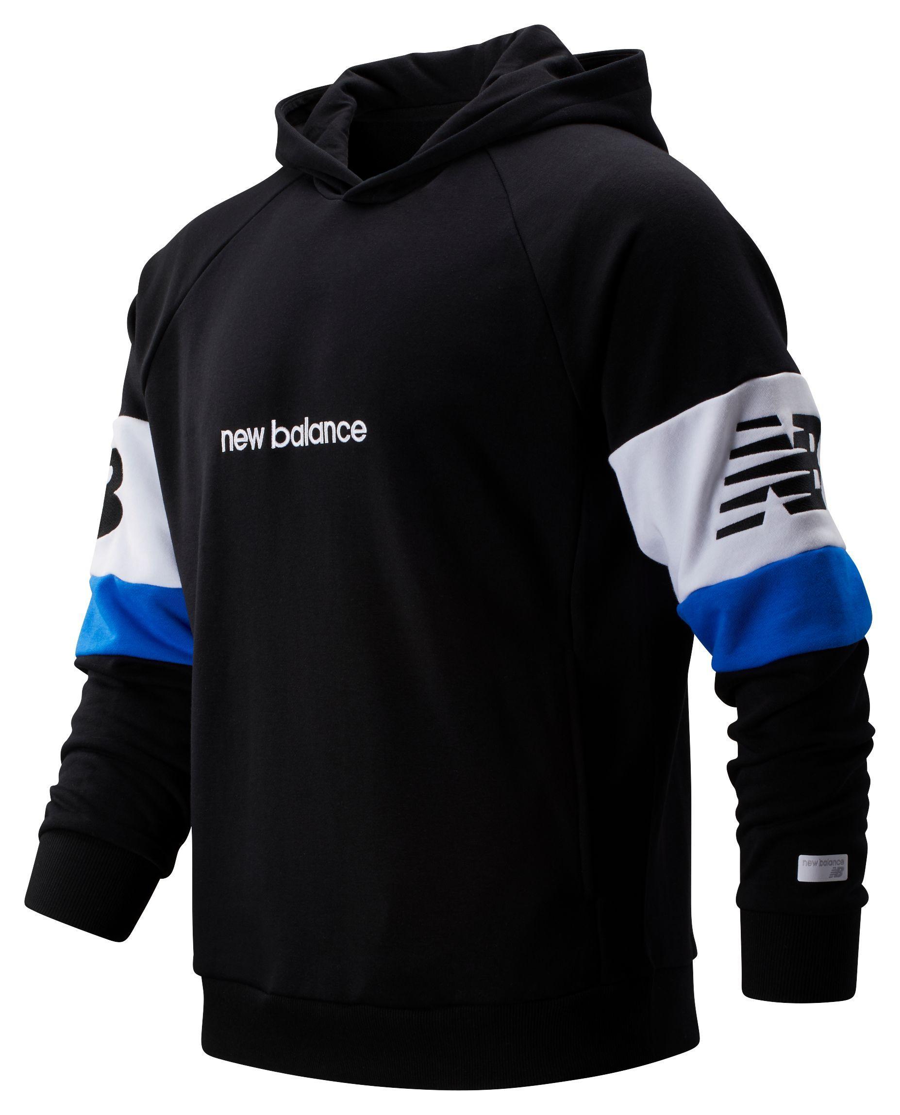 new balance hoodie