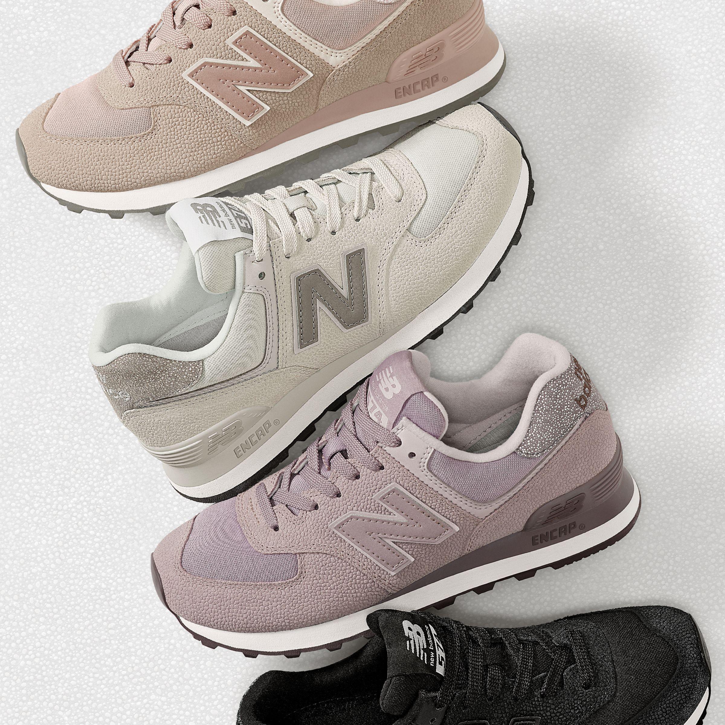 New Balance 574 Pebbled Street Women's