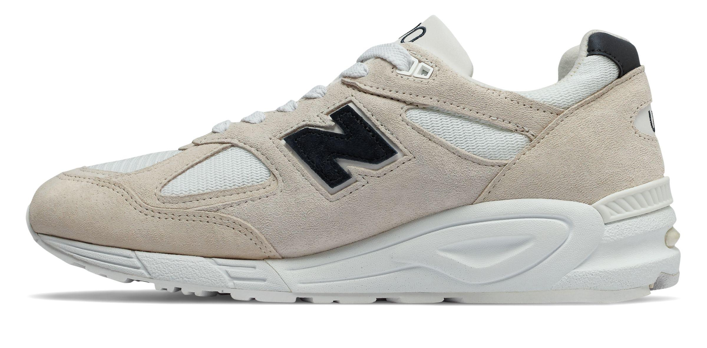 New Balance Suede Made In Us 990v2 in