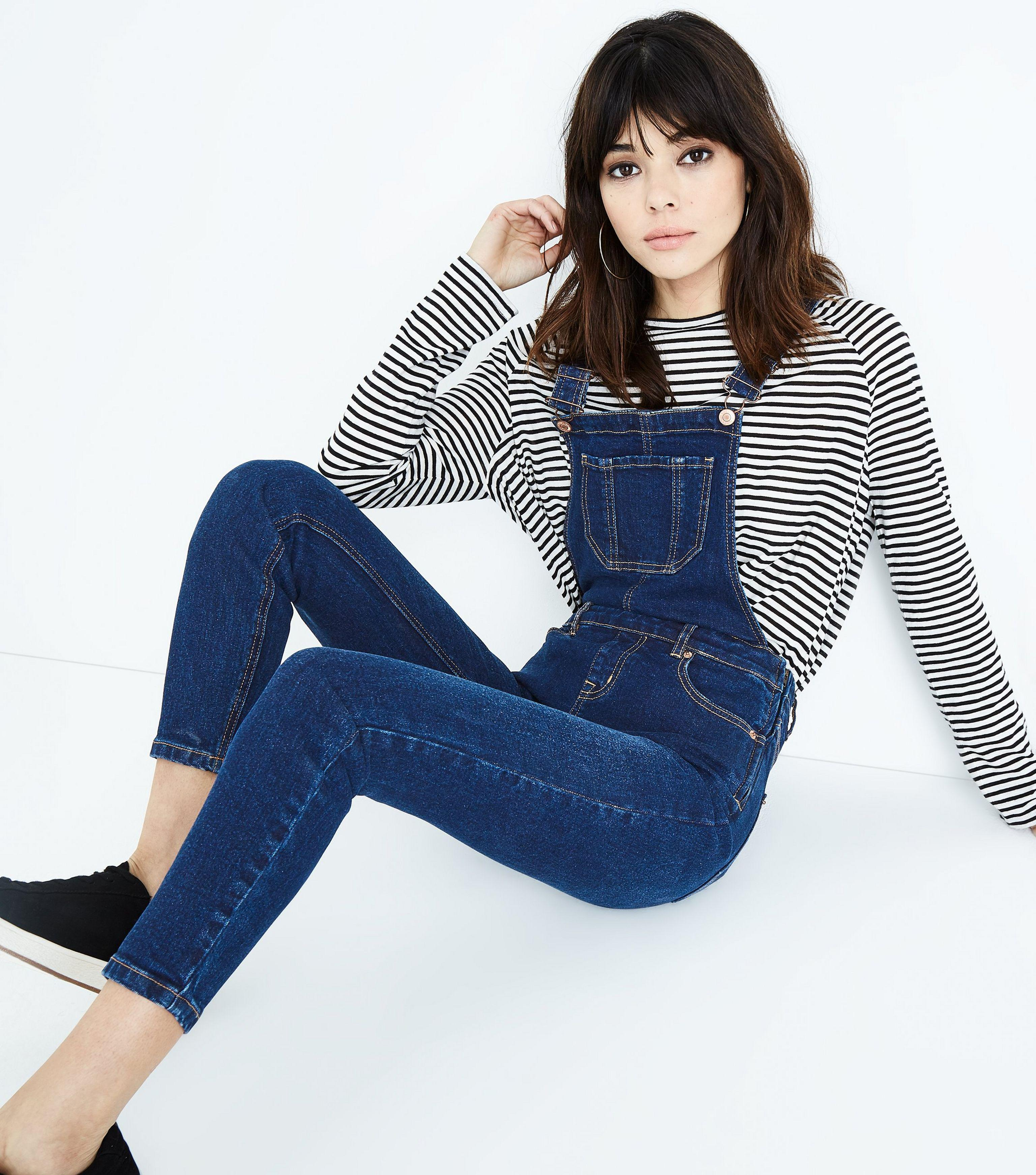 05f7925279 Gallery. Previously sold at  New Look · Women s Denim Jumpsuits Women s  Corduroy Overalls ...