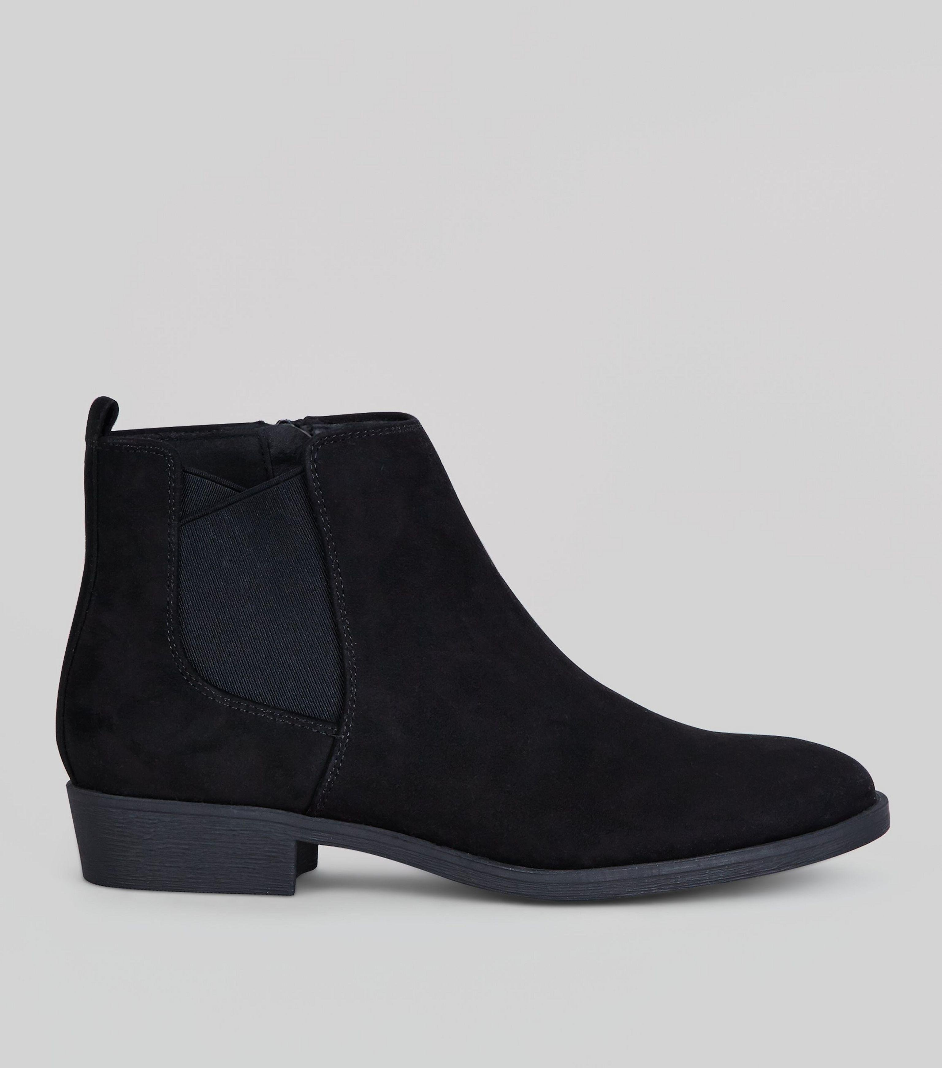 New Look Chelsea Boot In Black free shipping in China 6juSLR