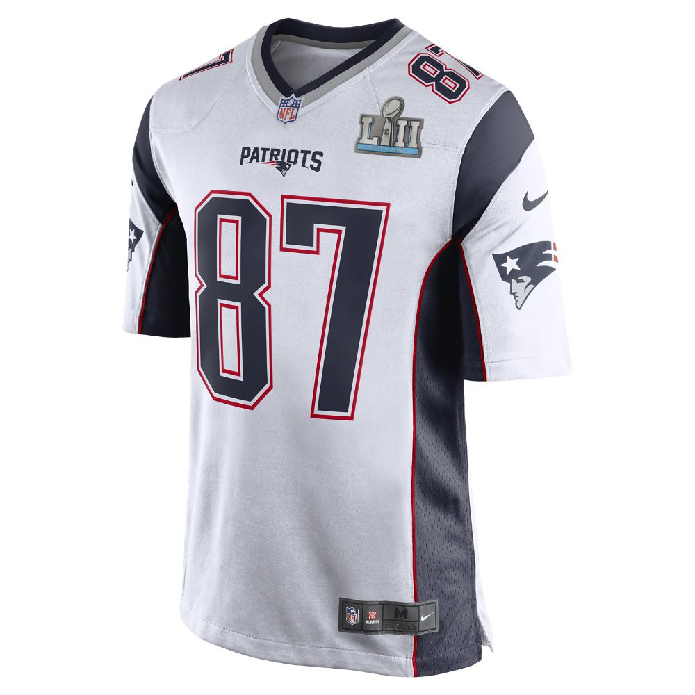 rob gronkowski college jersey