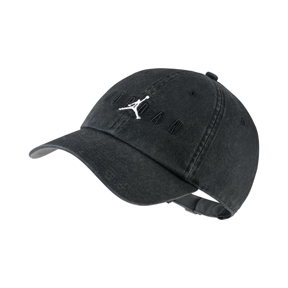 13d9bb11f1fd1 Nike. Men s Heritage 86 Jumpman Air Adjustable Hat ...
