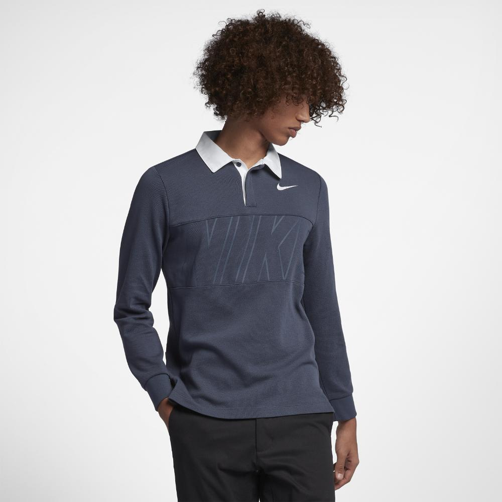 Lyst Nike Sb Dri Fit Mens Long Sleeve Skateboarding Polo Shirt In