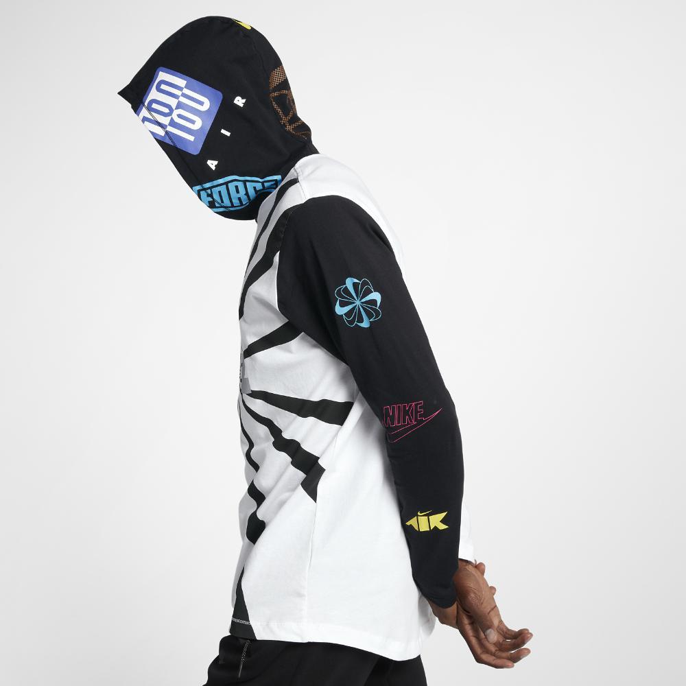 cheaper top fashion to buy Sportswear Men's Hooded T-shirt