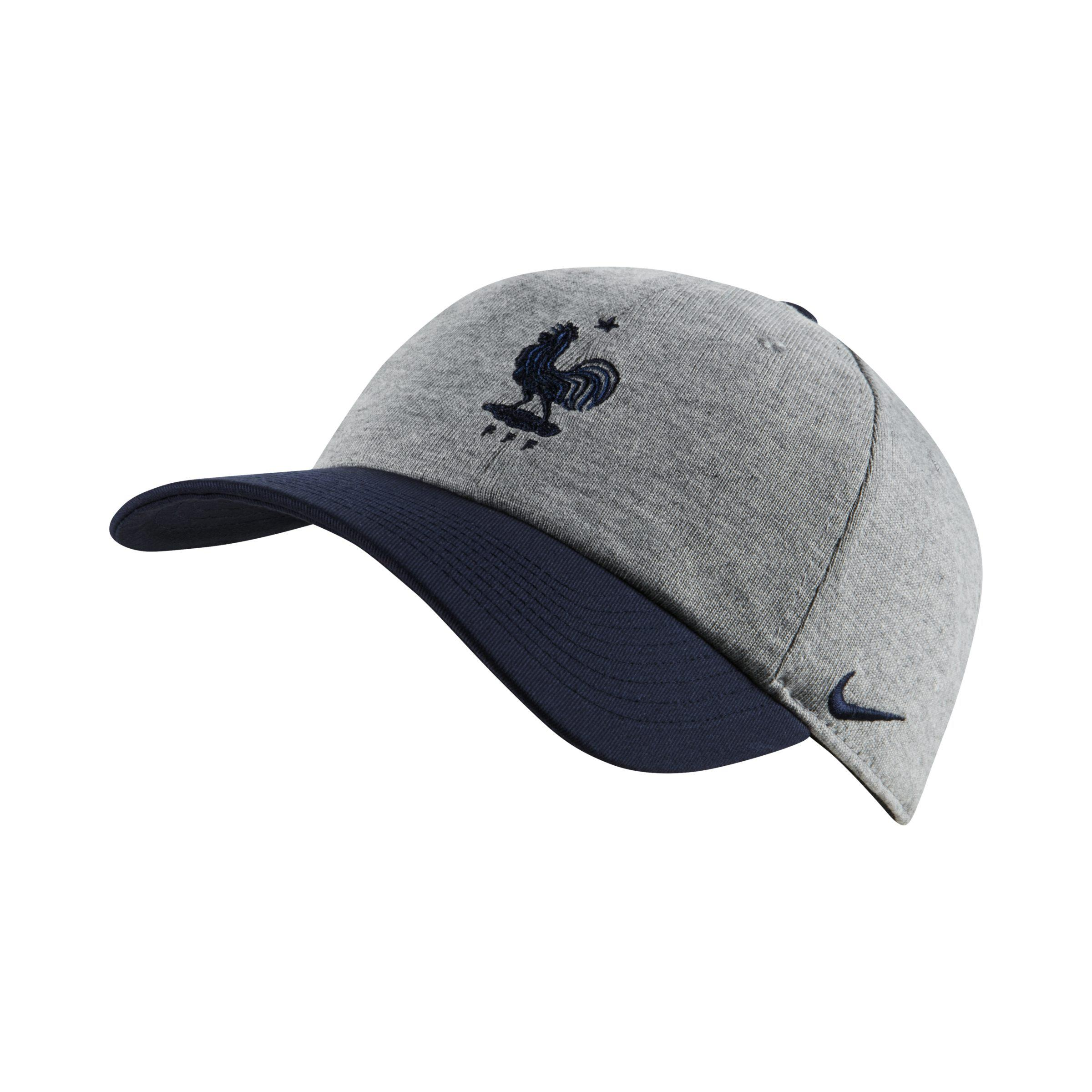 sports shoes 55866 5fce5 Nike Fff H86 Adjustable Hat in Gray - Lyst