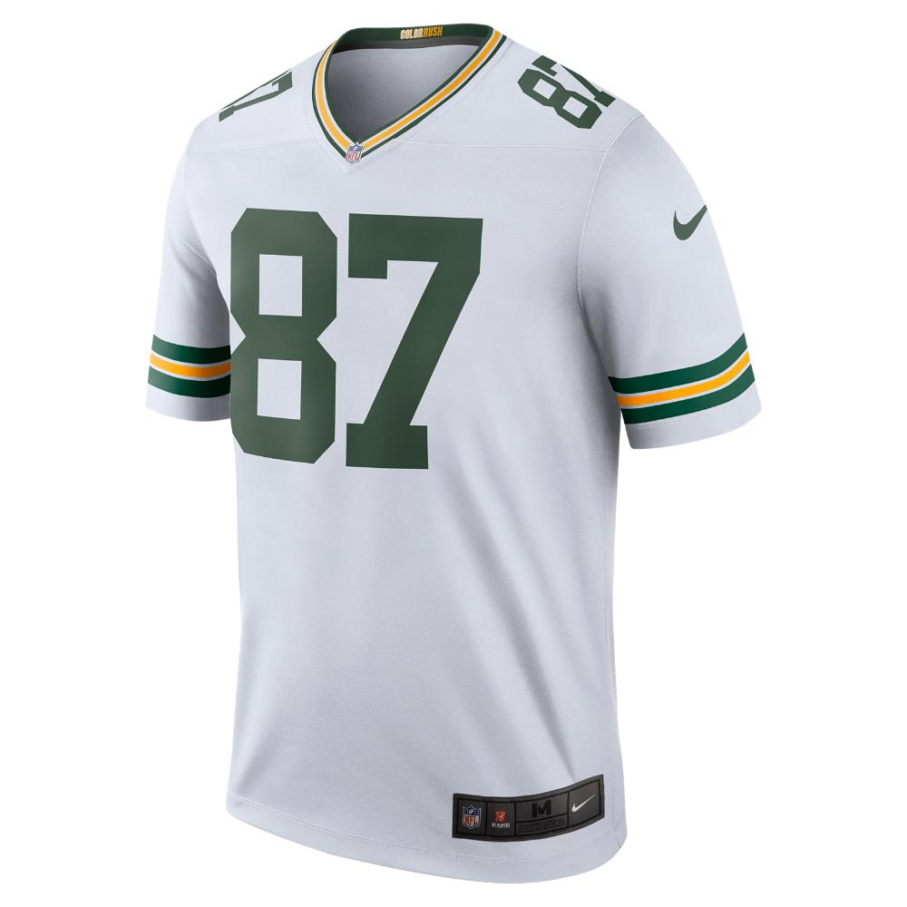Lyst - Nike Nfl Green Bay Packers Color Rush Legend (jordy Nelson ... bd14626fe
