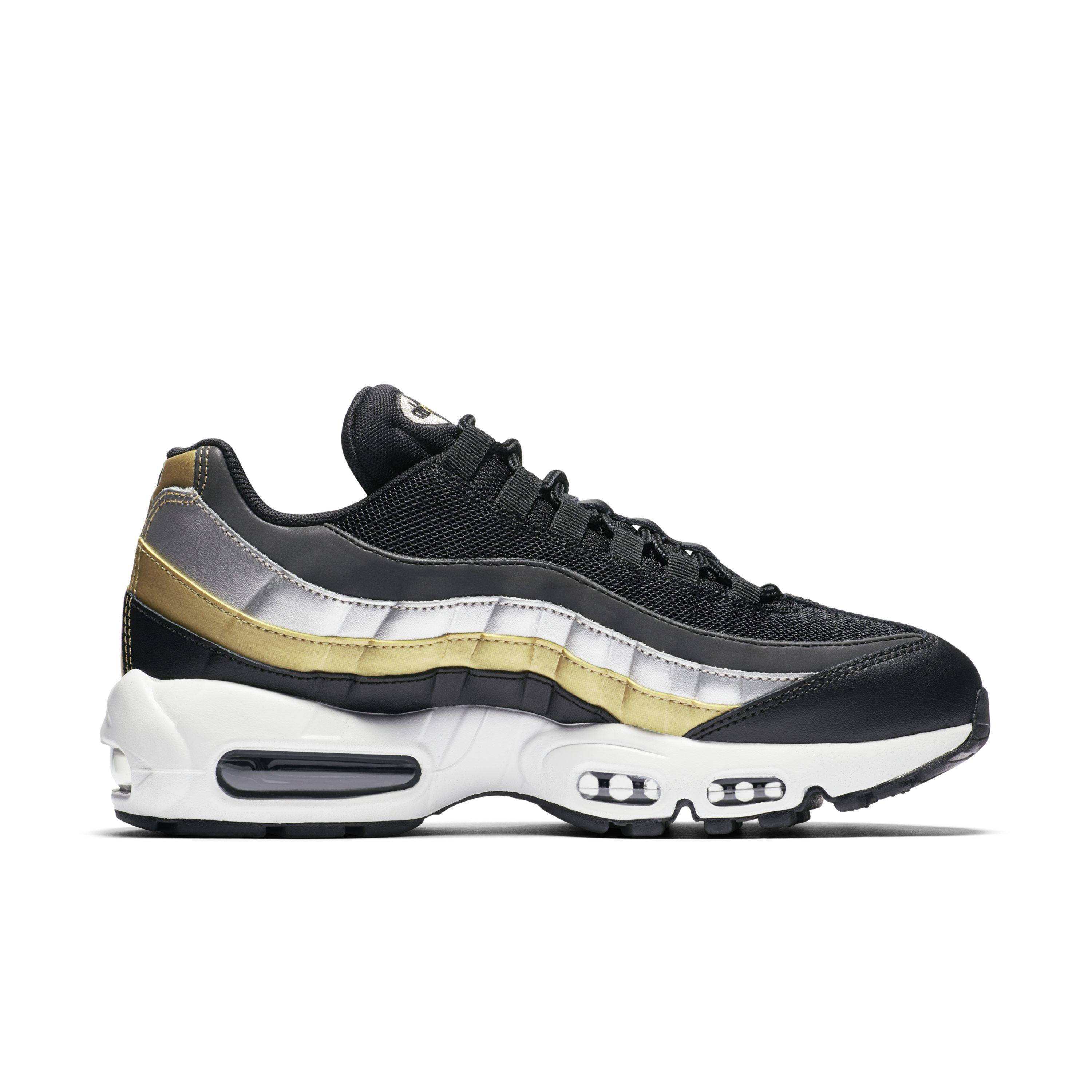 usa cheap sale lowest price size 7 Air Max 95 Lux Metallic Shoe