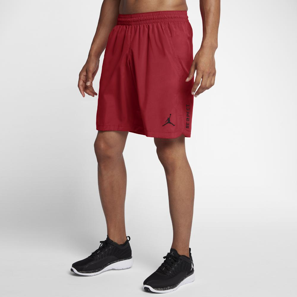 good quality huge sale super cute Dry Re2pect 23 Alpha Men's Training Shorts, By Nike