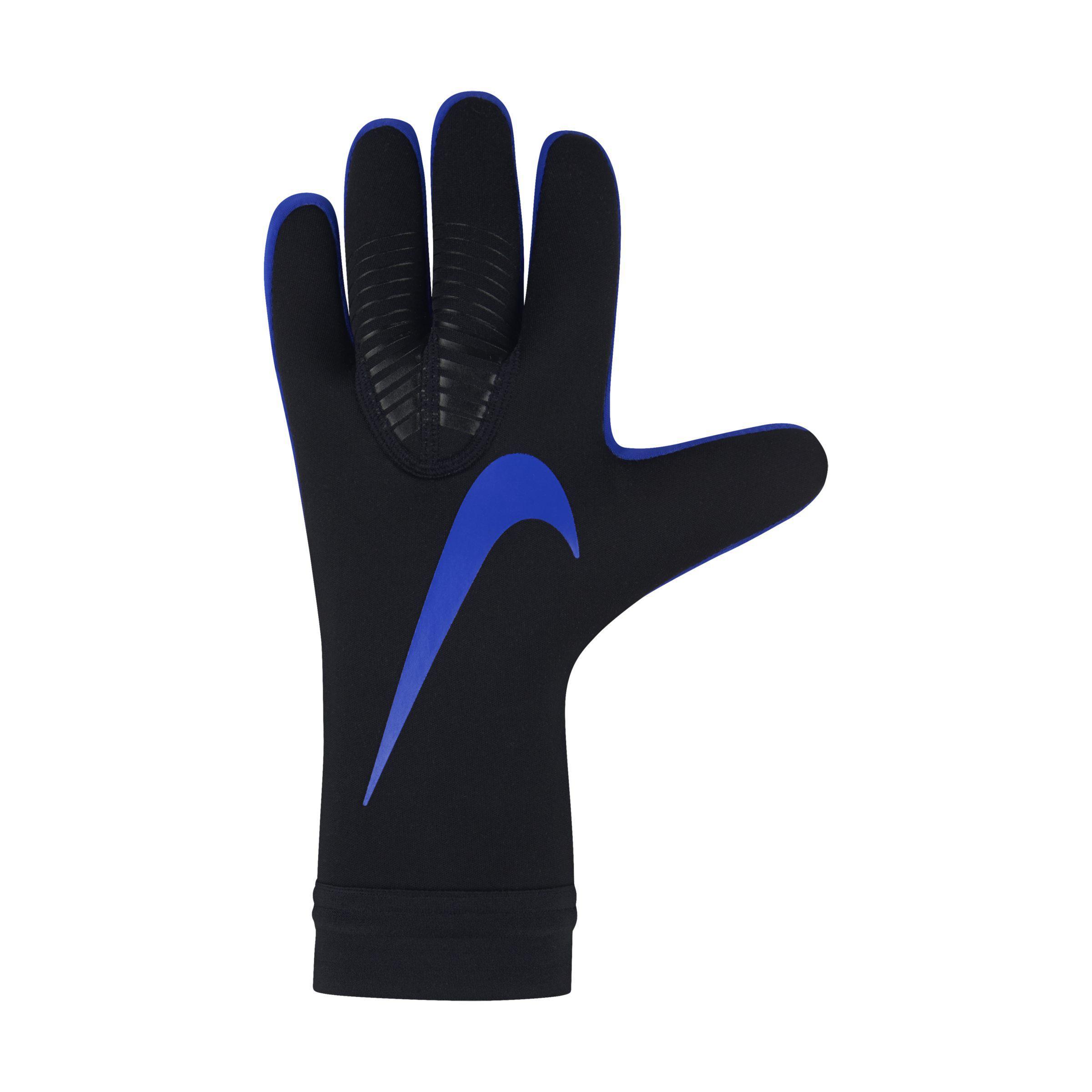 the latest 1f31b 618fe Nike Goalkeeper Touch Elite Football Gloves in Black - Lyst
