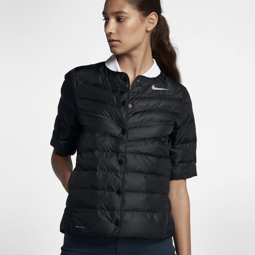 Nike Synthetic Aeroloft Hyperadapt Women's Golf Jacket in ...