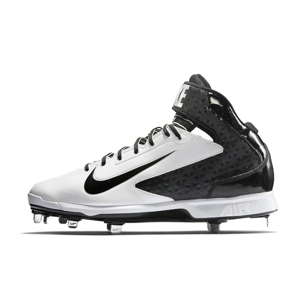 Nike Air Huarache Pro Mid Metal Men S Baseball Cleats In