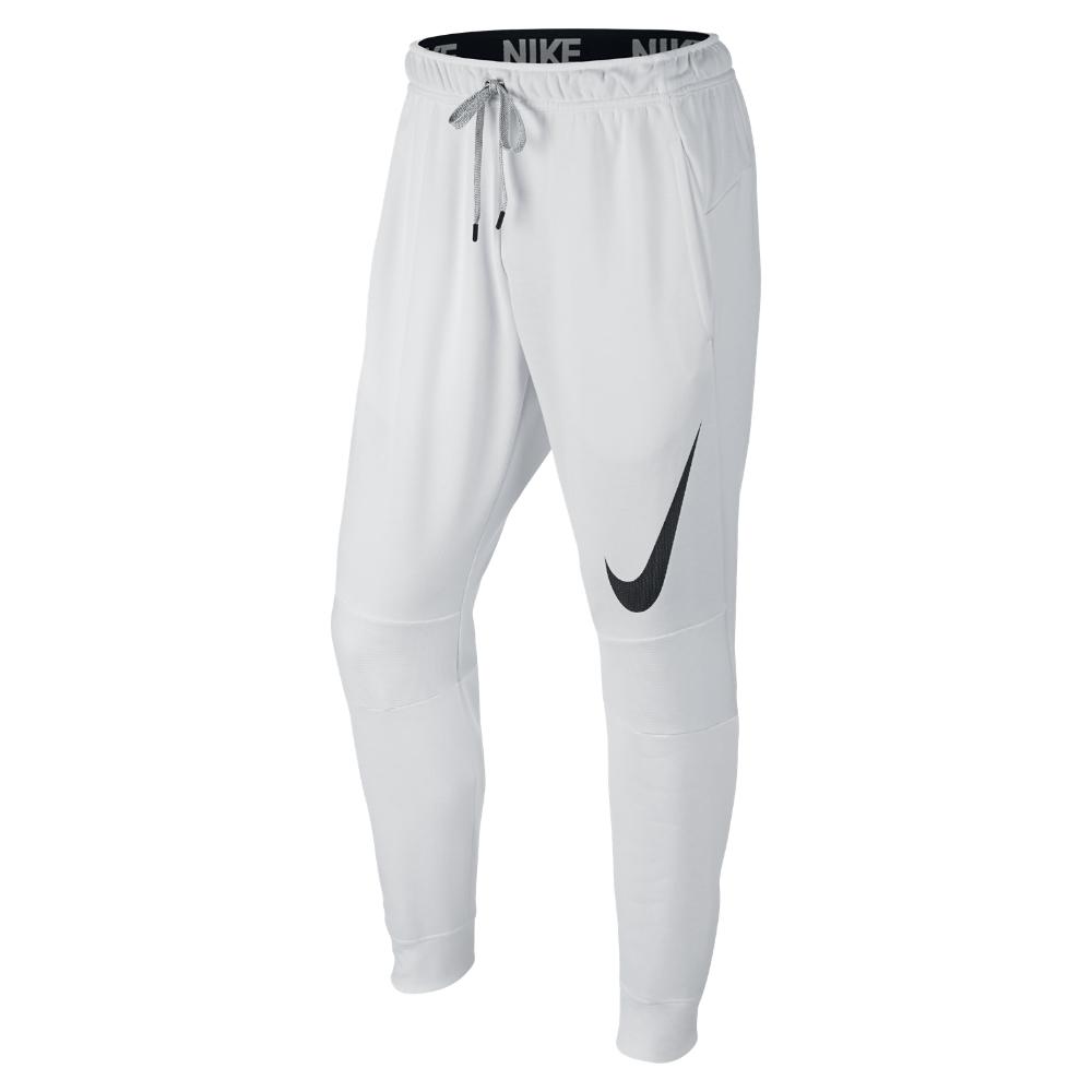 premium selection 3cbfc 5cd86 Nike Dri-fit Cuffed Men s Training Pants in White for Men - Lyst