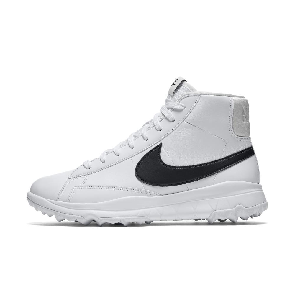 Nike Rubber Blazer Women's Golf Shoe in White/Black (White ...