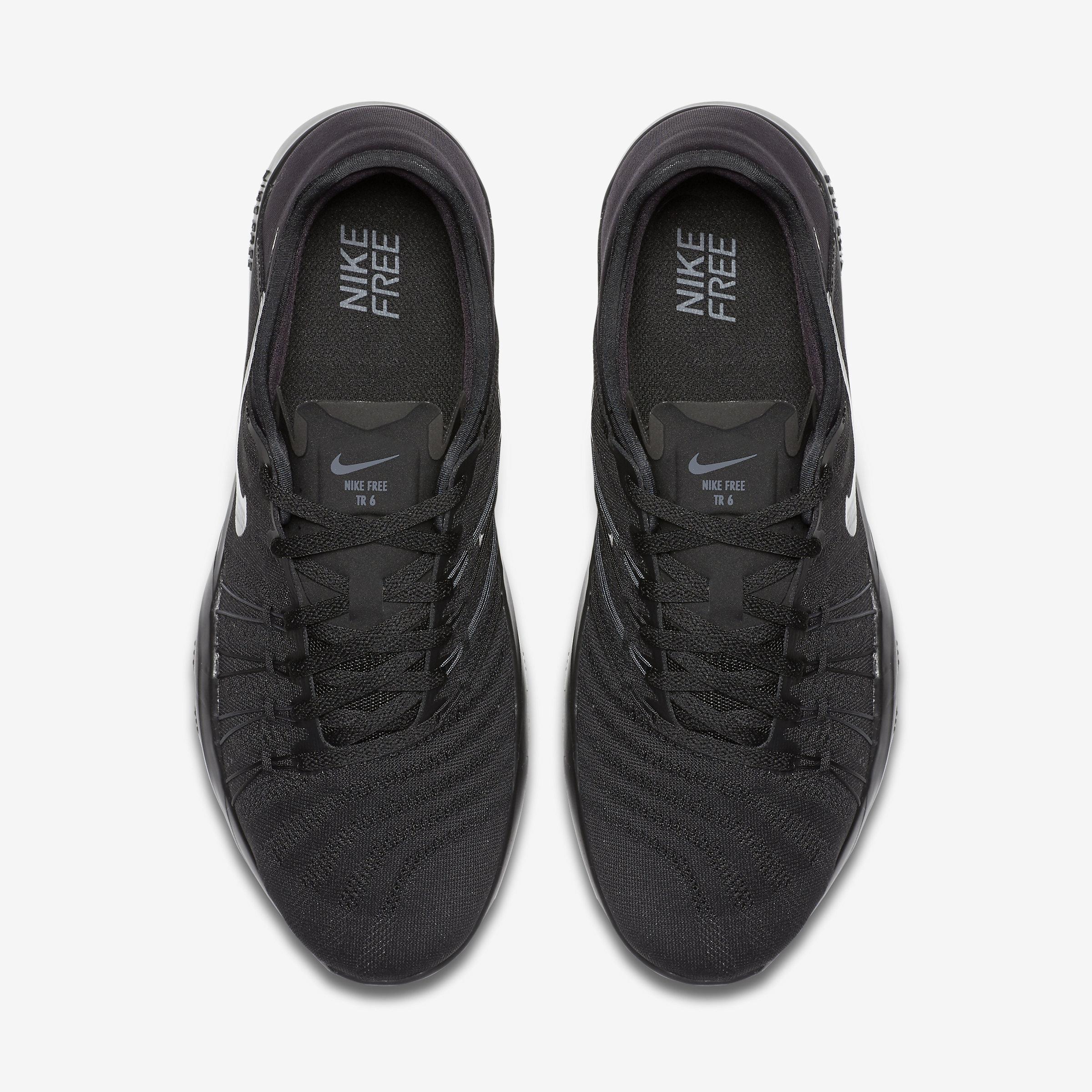 Nike Rubber Free Tr 6 in Black,Black,Black (Black) for Men