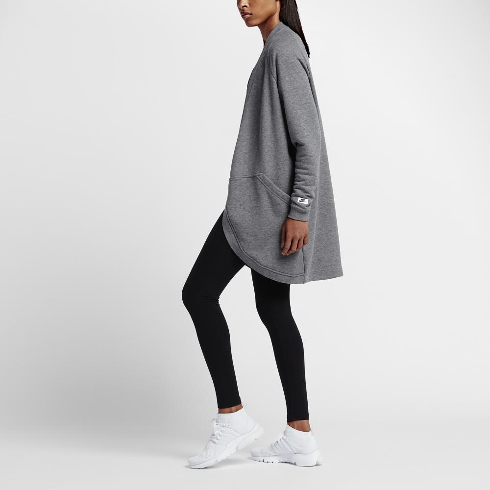 Nike Sportswear Modern Women's Cardigan in Gray