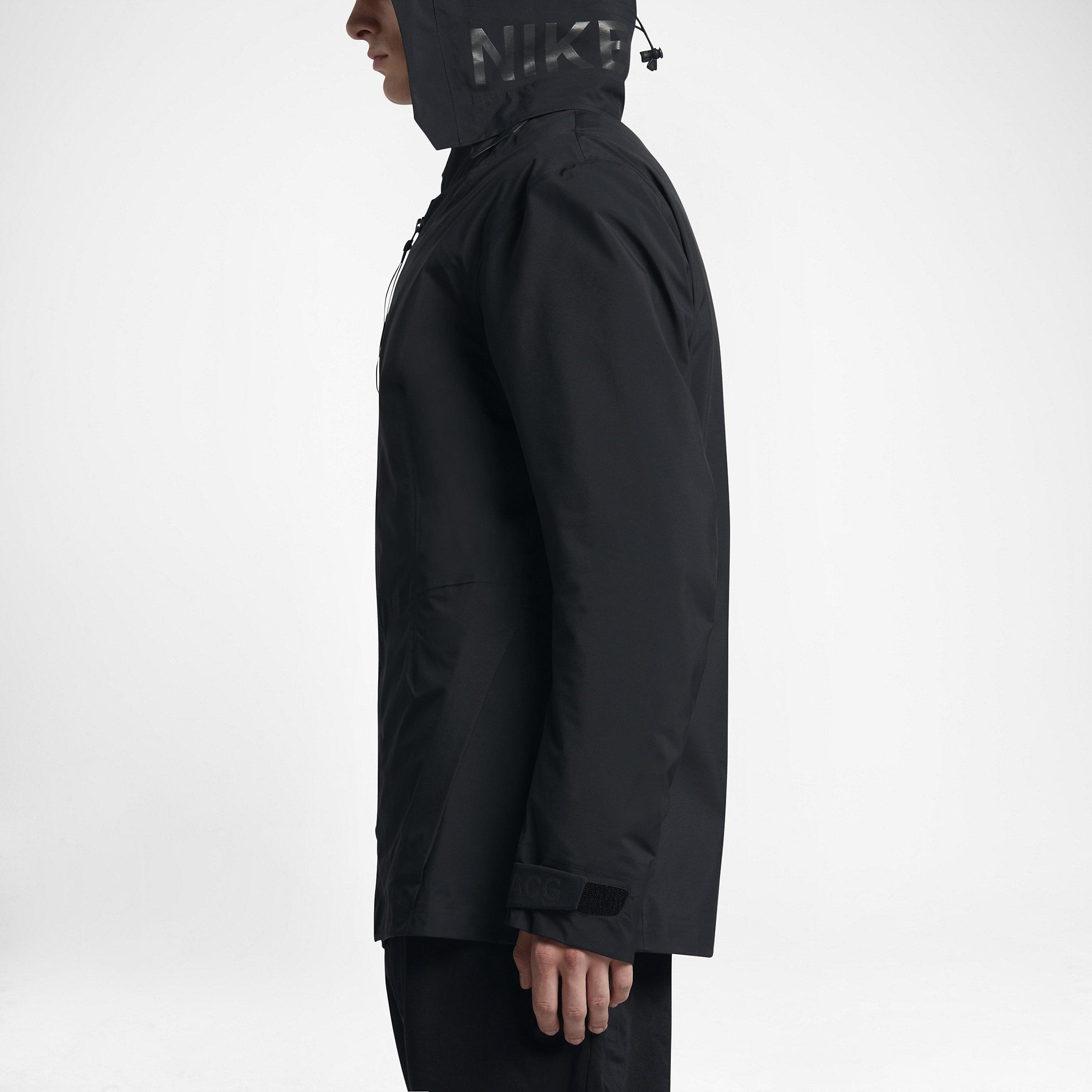 Nike Synthetic Lab Acg System Blazer in Black,Black (Black) for Men