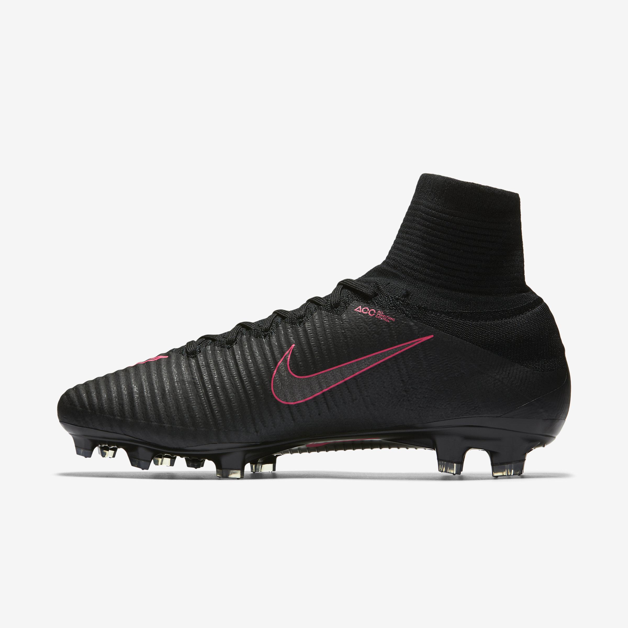 Nike Synthetic Mercurial Superfly V Fg in Black,Black (Black) for Men