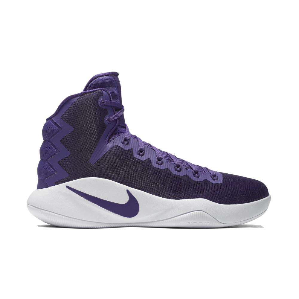 nike hyperdunk 2016 team s basketball shoe in purple