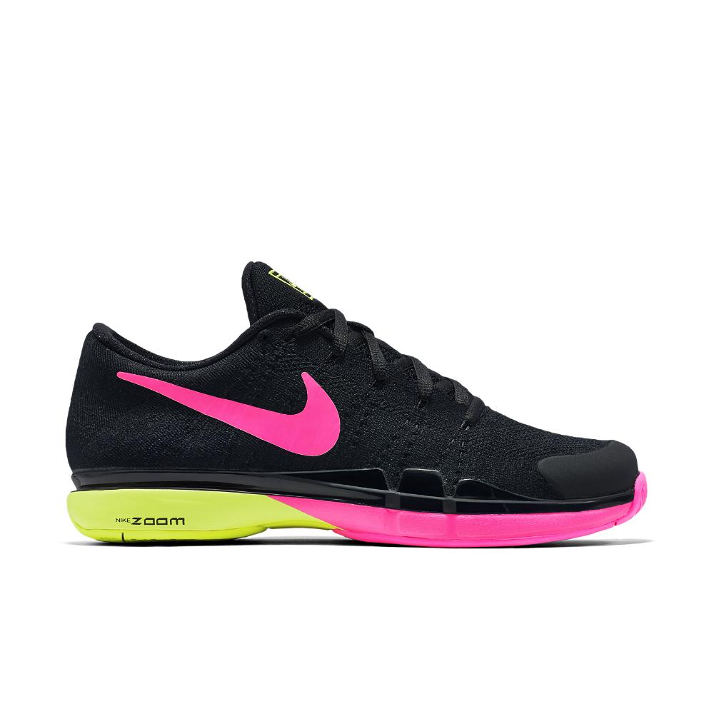 new product 43caf 6f829 Court Zoom Vapor 9.5 Flyknit Men s Tennis Shoe