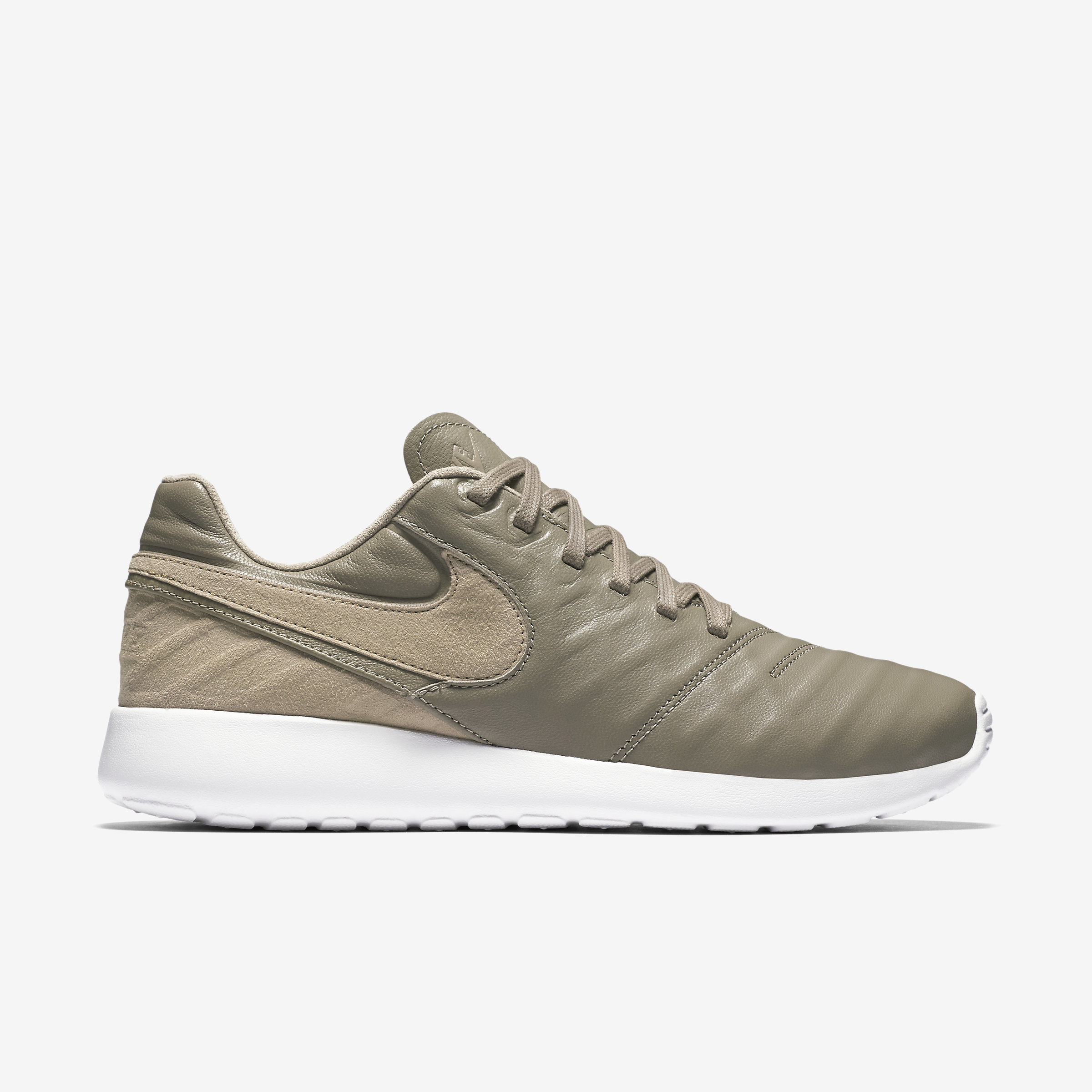 Nike Leather Roshe Tiempo Vi Qs in Metallic for Men