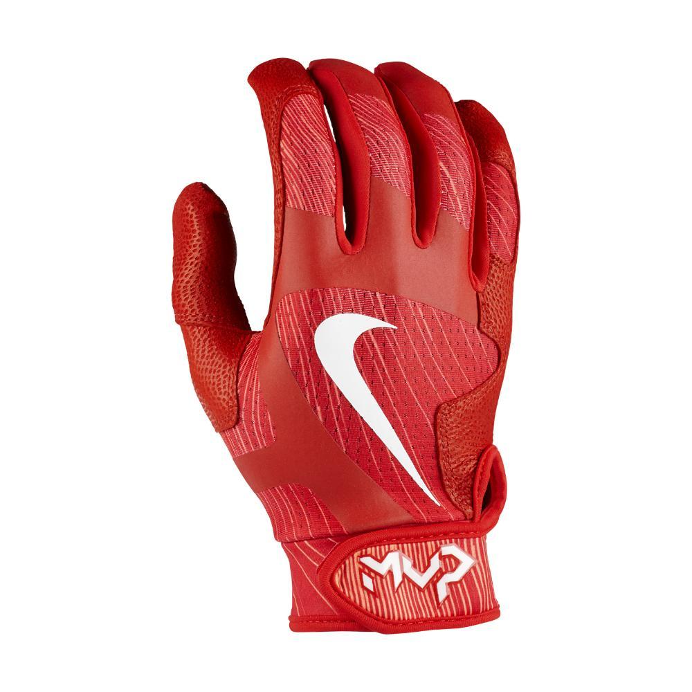 Lyst - Nike Mvp Pro Baseball Batting Glove in Red for Men