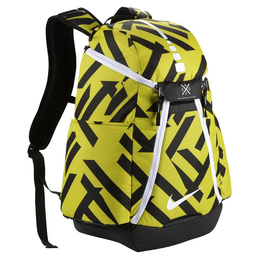 f4a5a9d347 Nike Elite Basketball Backpack Black And Gold- Fenix Toulouse Handball