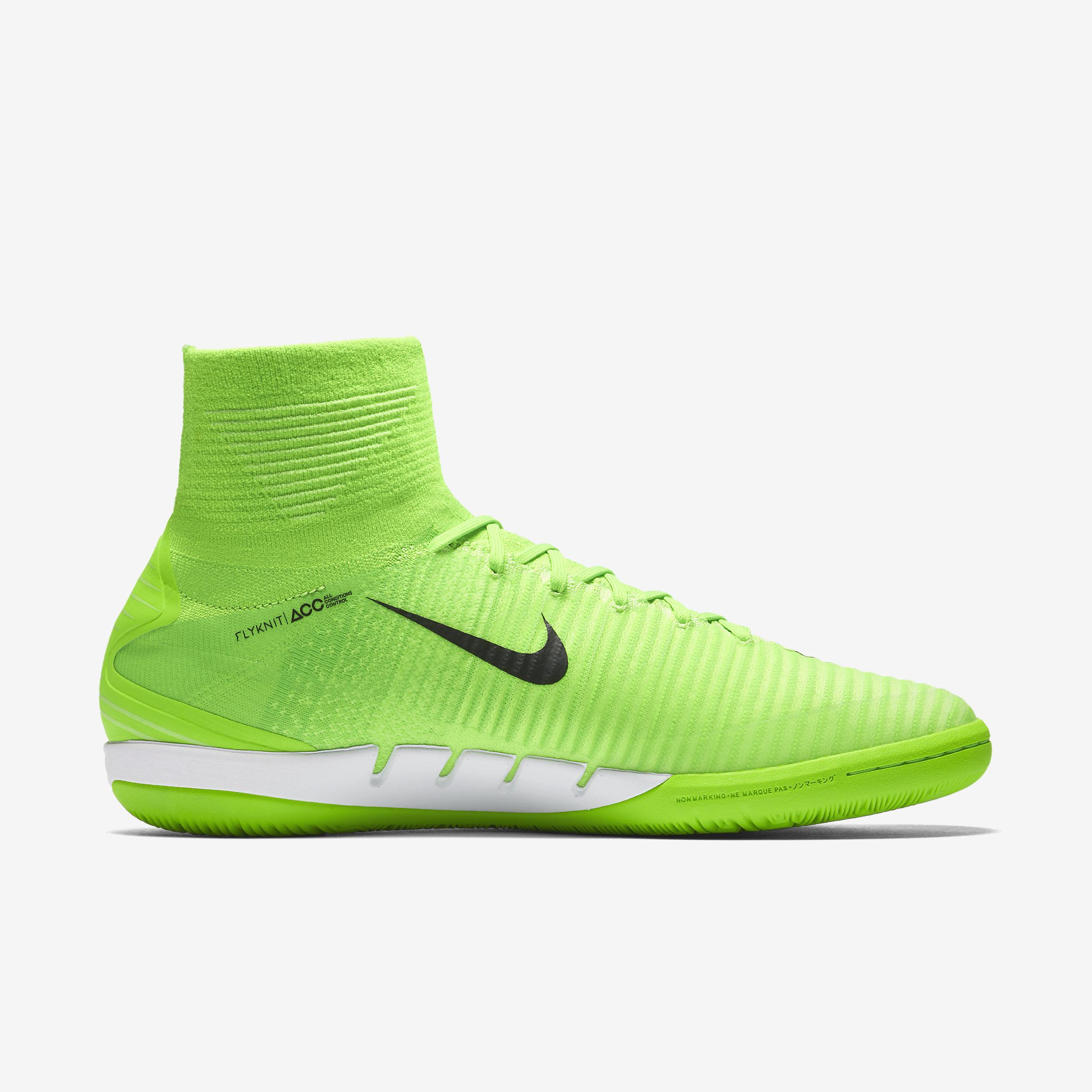 Nike Rubber Mercurialx Proximo Ii Df Ic in Green for Men