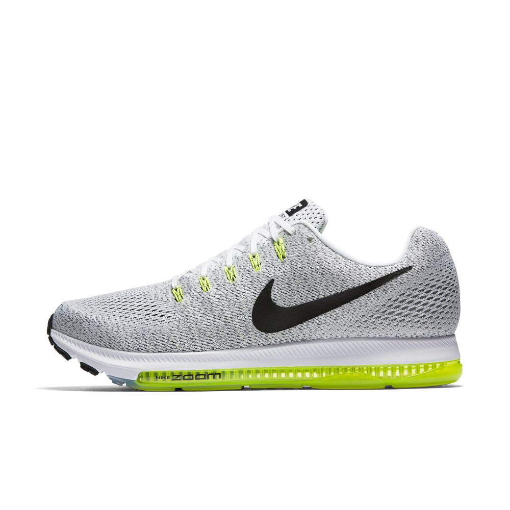 black white mens nike zoom all out shoes